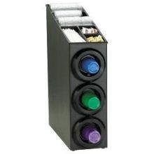 Dispense Rite STL-SL Combination Cup Dispensing Cabinet, 29 1/4 x 8 1/2 x 24 inch -- 1 each.