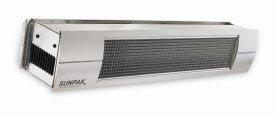 Sunpak S25 S SST - LPG SunPak II 25000 BTU Propane Heater, Fascia Color Options: SST: Stainless Steel Fascia Trim