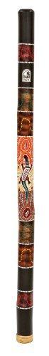 Toca DIDG-PG Bamboo Didgeridoo - Gecko Design