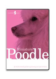 Miniature Poodle Dog Grooming Instructional How To DVD Video and Equipment (Poodle And Pooch)
