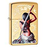 Zippo Mazzi Dragon Girl Pocket Lighter