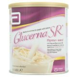 Glucerna SR : Vanilla Flavor Complete And Balanced Meal Replacement And/Or Snack 400g (2 packs)
