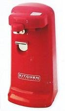 Kitchen Selectives Colors Red Electric Can Opener Deal (Large Image)