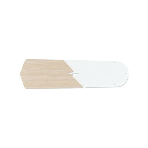Craftmade B544S 44'' Standard Blades - Set of 5, Reversible White Wash/White