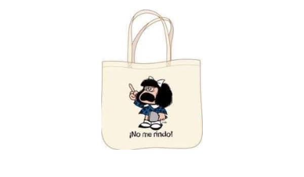 Bolsa mafalda no me rindo: 9788868212667: Amazon.com: Books