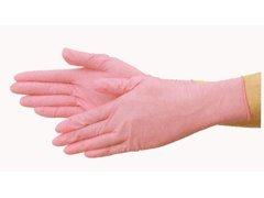 エブノ ニトリル手袋 No.570 S ピンク (100枚入×30箱) ニトリル ピンク パウダーフリー B01I2MK9O4