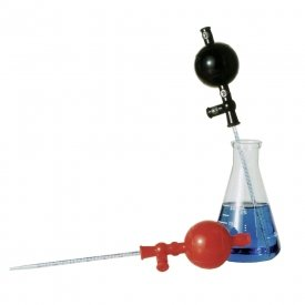 Sper Scientific 470113 Red Silicone Safety Pipet Filler