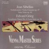 (Grieg: Symphonic Dance, Valse Triste/ Sibelius: Symphonic Dance No. 4, Lyric Suite by Unknown)