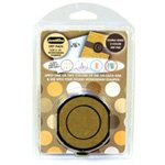 JustRite - Accessories for Large Monogram Stamper Kit 2 Color Dry Pad (2 sides)