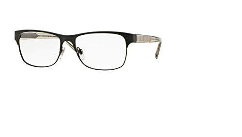 Eyeglasses Burberry BE 1289 1007 MATTE BLACK