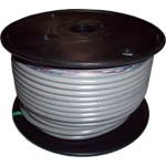 14 AWG Tinned Marine Primary Wire, Gray, 250 Feet