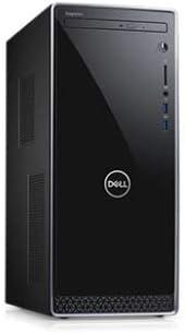 Dell Inspiron High Performance Desktop, 8th Generation Intel Core i5-8400 Processor, 12GB RAM, 1TB Hard Drive+128GB SSD,DVD R/W, WiFi+Bluetooth, HDMI, Windows 10 (1TB HD + 128GB SSD)