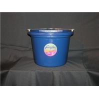 Fb108 Flatback Bucket 8qt Blu 6