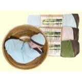 BeBa Bean Swaddle Blanket-Blue