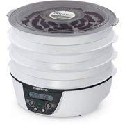 Presto 06301 Dehydro Digital Electric Food Dehydrator (Black) by Presto (Image #2)