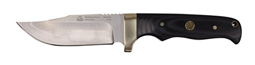 Puma SGB Buffalo Skinner II Micarta Hunting Knife with Ballistic Nylon Sheath