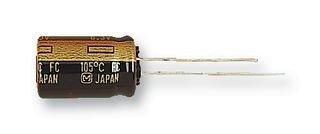 Panasonic Industrial Devices EEU-FC1C682 Capacitor Aluminum