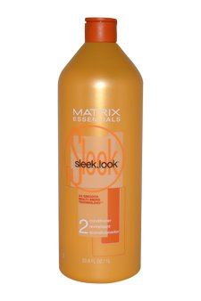 Sleek Look Conditioner by Matrix for Unisex - 33.8 oz Conditioner by MATRIX