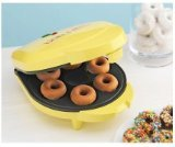 Babycakes: Nonstick Donut Maker ~ Makes 6 Mini Donuts In Minutes