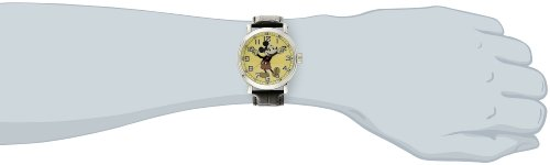 "Disney Men's 56109 ""Vintage"" Mickey Mouse Watch"