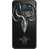 Galaxy S6 edge+ Case - Game Of Thrones Greyjoy Black Cell Phone Case Cover for Samsung Galaxy S6 edge Plus