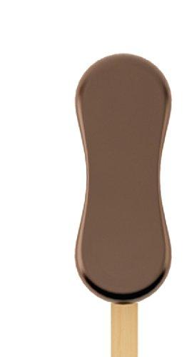 Pavoni Pavogel Silicone Ice Cream Stick Mold - Round - 5 Cavity by Pavoni