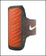 Nike Distance Armband Samsung (Galaxy S4, Anthracite/Team Orange)
