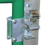 Co-Line Welding #7000-OWR-158-2 1WY Lockable Gate Latch