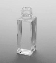 ハーバリウム用ガラス瓶 スクエア Sサイズ 箱売70本入 ※キャップ付 (Sサイズ, スクエア(四角)) B07CBMSCDTスクエア(四角) Sサイズ