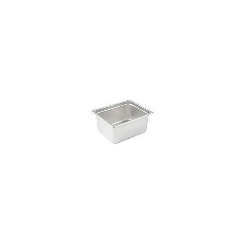 Winco spjl-206蒸気テーブルパン、半分サイズ、6
