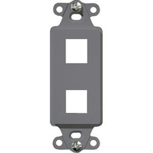 Legrand-On-Q WP3412GY Wall Strap Gray