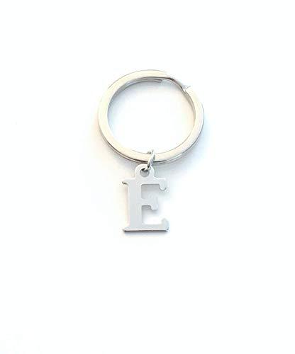 Personalized Initial Keychain
