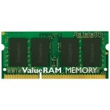 Kingston ValueRAM 8GB DDR3 SDRAM Memory Modules - 8 GB - DDR3 SDRAM - 1600 MHz DDR3-1600/PC3-12800 - Non-ECC - Unbuffered - 204-pin - SoDIMM - Bulk - Edge Notebook Ram