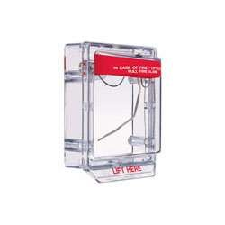 STI STI-13010FR Universal Stopper w/o Horn, Flush, Fire Label