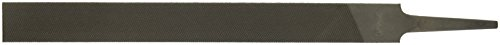 8in Flat Bastard File - Stanley 22-175 Double Cut Flat Bastard File, 8-Inch