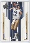 Ryan Fitzpatrick #643/799 (Football Card) 2005 Leaf Rookies & Stars - [Base] #243