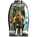 WWE WWF Jakks Classic Superstar WrestleMania 22 Fit Finlay Series 3 Wrestling Action Figure