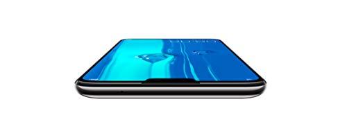Huawei Y9 2019 Smartphone, Dual SIM, 64GB, 4GB RAM - Arabic Black