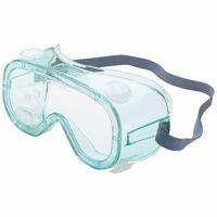 Spartan Green Frame Safety Glasses Clear Af Coat, Sold As 10 - Face North Glasses