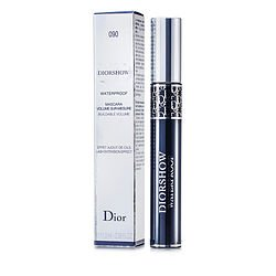 CHRISTIAN DIOR by Christian Dior - WOMEN - Diorshow Mascara Waterproof - # 090 Black (Christian Dior Waterproof Mascara)