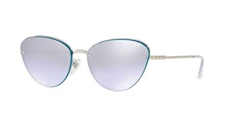 Vogue 323/7A Gafas de Sol, Silver 57 para Mujer: Amazon.es ...
