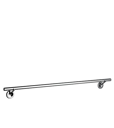 - Axor 40806000 Starck 24-Inch  Towel Bar in Chrome