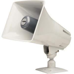 VALCOM VIP-130AL-GY One Way IP 5-Watt High Efficiency Horn Gray