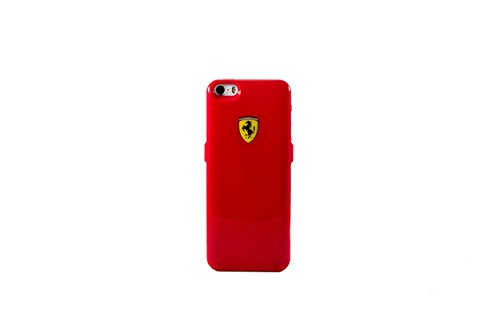 Ferrari Scuderia Formula One Power Case Red for iPhone - Scuderia Ferarri