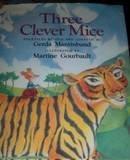 Three Clever Mice, Gerda Mantinband, 0688113699
