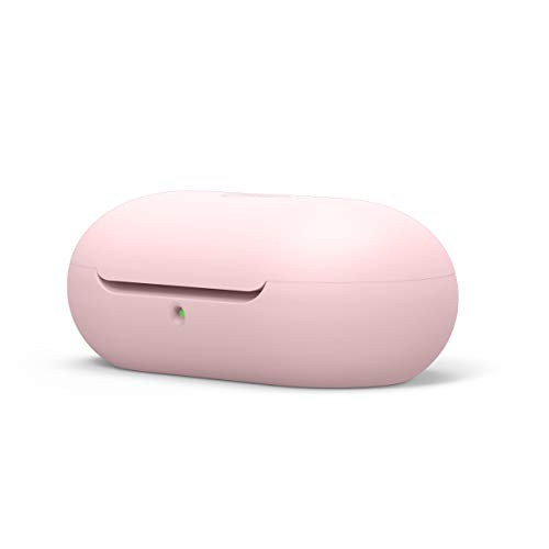 elago Silicone Case Designed for Samsung Galaxy Buds Plus Case (2020) / Galaxy Buds Case (2019) - (Lovely Pink)