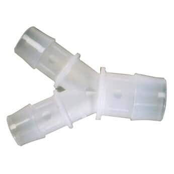 Most Popular Hydraulic Tube Barbed Y Fittings
