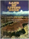 img - for Land of living rock;: The Grand Canyon and the high plateaus: Arizona, Utah, Nevada book / textbook / text book