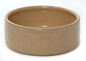 Mason Cash Cane 7-Inch (18 cm) Lettered Dog Bowl (Bowl 18 Cm)