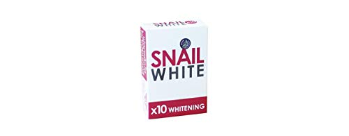 Snail White Body Bar Soap for Whitening Skin 70g | Pack of 3
